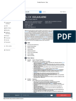 Finalize Resume - Zety