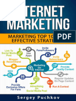 Internet Marketing - Top 10 Most Effective Strategies.epub