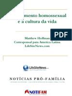 A homossexualidade e o homossexualismo versao II