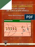 LIBRO Aprendizaje Cooperativo en la clases de E. F   Ed. Wanceulen Antonio Manuel Solana Sanchez