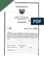 Declaracion 004 de 2015 Para Que Nacion Corrija El DNI