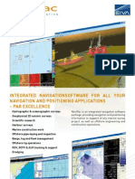 Barge Positioing Equipment Specs