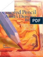 Colored Pencil Artist's Drawing Bible - Jane Strother