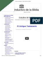 ANTIGUO TESTAMENTO - Estudio Inductivo de la Biblia.pdf