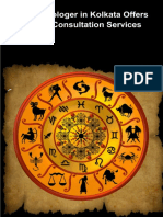 Top Astrologer in Kolkata Offers Best Online Consultation Services