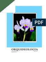 Revista Orquideología - SCO - Vol. XXX N. 1 2013