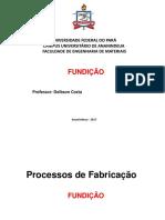 Curso - Fundicao - UFPA