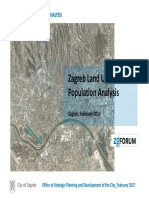Land use and population 2017