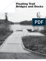 USDA Forest Service Floating Trail Bridges and Docks