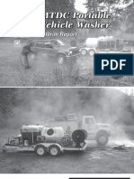 USDA Forest Service Portable Vehicle Washer