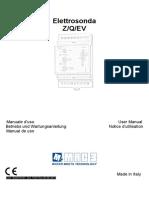 Manual de Electrosonda Zqev