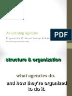 Advertisement Agency