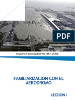 Leccion I Familiarizacion con el Aerodromo