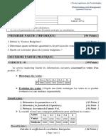 Examen CDG LFF3