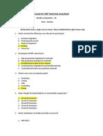 Questionnaire_Technical