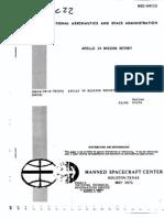 Apollo 14 Mission Report