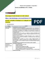 Producto Academico 2 Derecho de Sociedades y Corporativo 2019