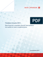 air canada EF INTER
