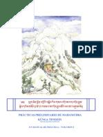 técnicas budistas preliminares