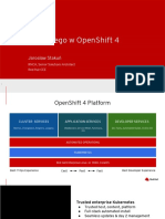 What s New in OpenShift Container Platform 4-1
