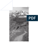 USDA Forest Service_Trail Construction and Maintenance Notebook