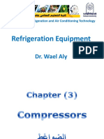 RE-Refrigerating compressors presentation by Dr. Wael Aly