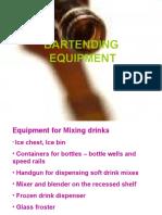 Bar Tending Equipment Slides