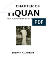 New Chapter of Yiquan