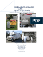 Mobile Food Facility Operation Guide