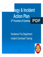 FOC #5 Strategy & Incident Action Plan 2nd Edition