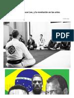 La familia Gracie, Bruce Lee, y la revolución en las artes marciales – ARTE MARCIAL.pdf