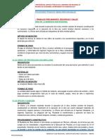 01 ESPECIFICACIONES TECNICAS  OBRAS PROVISIONALES GERENCIA