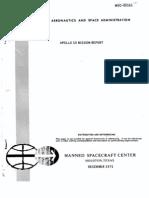 Apollo 15 Mission Report