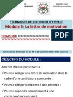 TRE_5_la Lettre Motivation