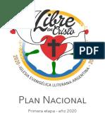 Plan Nacional 2020