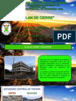 CLASE 12 - PLAN DE CIERRE.pptx