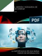APA Investigación, gestión y búsqueda de informacion