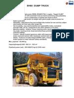 Beml BH60 Dumper.pdf