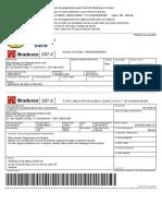 Boleto Leitora de Cheque USB - SERIAL - Leitor de Codigo de Barras Serial