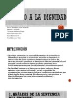 DIGNIDAD DER COMPARADO