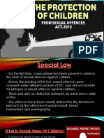 THE POCSO ACT