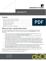 Complete instructions for changing password _Oct 2019