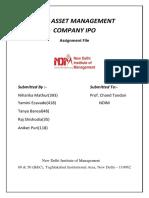 HDFC AMC Project.docx