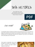 GEOGRAFÍA HISTÓRICA