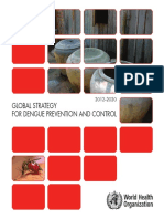 global strategy for dengue prevention and control
