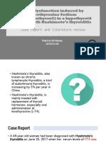 Liver dysfunction induced by Levothyroxine Sodium.pptx