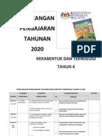 RPT RBT4 2020