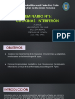 SEMINARIO N°6__CITOKINAS. INTERFERON OFICIAL