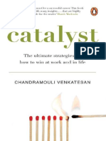 Chandramouli Venkatesan - Catalyst_ The ultimate strategies on how to win at work and in life-Penguin Books India (2018).epub