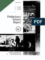 Apollo 16 Preliminary Science Report